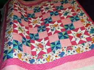 Baby Rooms by Nana, Mary Seibolt, Custom Emboirdery and Quilting