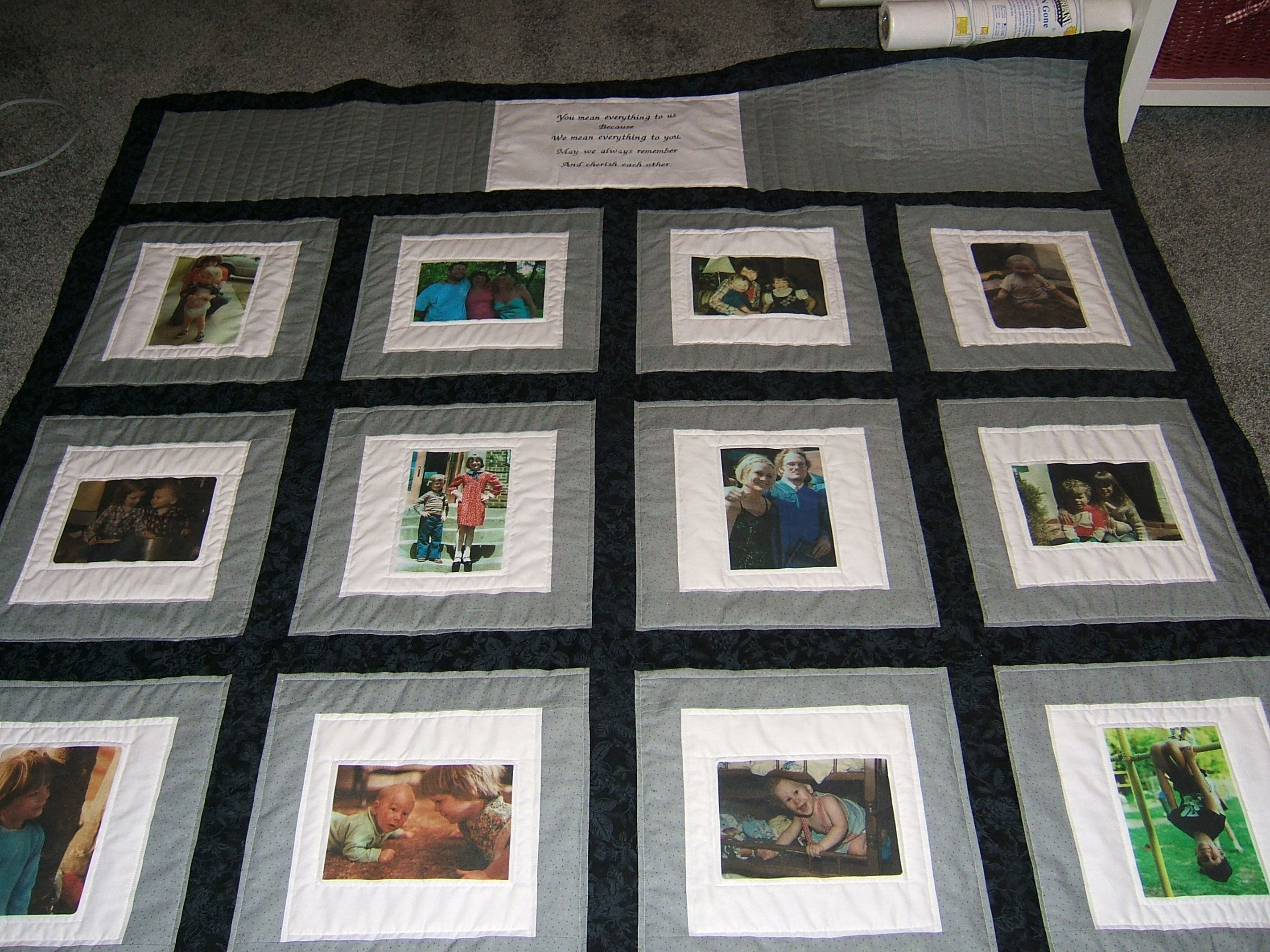 Baby Rooms by Nana. Mary Seibolt, Custom Embroidery and Quilting
